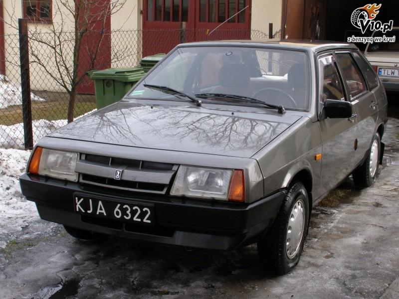 Samara Lada - Fotos de coches - Zcoches