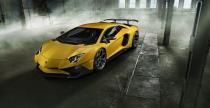 Lamborghini Aventador Superveloce od Novitec Torado