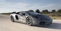 Lamborghini wci�� wierzy w silniki V12. Na razie...