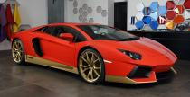 Lamborghini Aventador Miura Homage - w ho�dzie klasykowi