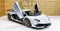 Lamborghini Aventador SVJ w eleganckim wydaniu na sprzedaż