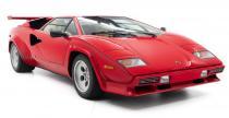 Lamborghini Countach należący do Mario Andretti zostało wystawione na sprzedaż