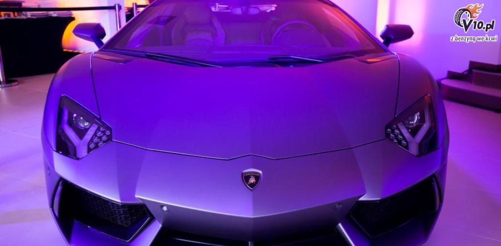 Lamborghini W Polsce 2