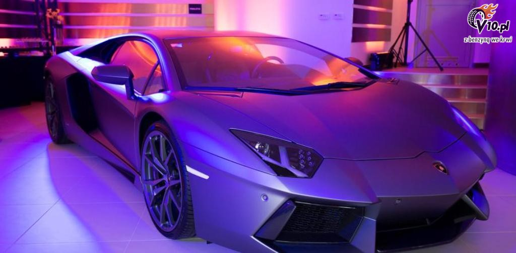 Lamborghini W Polsce 4
