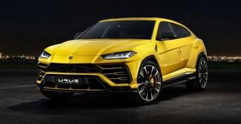 Lamborghini Urus zaprezentowany