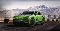 Lamborghini Urus ST-X Concept - asfaltowo off-roadowa wyścigówka z Włoch