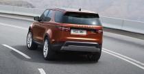 Pary� 2016 - nadchodzi zupe�nie nowy Land Rover Discovery