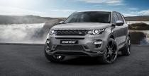 Land Rover Discovery Sport Startech jedzie do Genewy