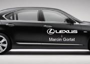 Lexus i Marcin Gortat