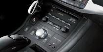 Nowy Lexus CT 200h 2011
