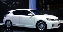 Nowy Lexus CT 200h 2011 - Geneva Motor Show 2010