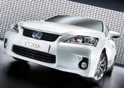 Nowy Lexus CT 200h 2010 - oficjalna broszura