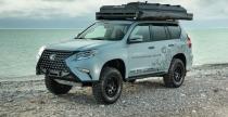 Lexus GX Overland Concept - luksusowy SUV w roli terenowej zabawki