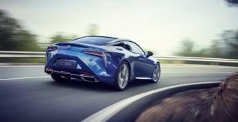 Lexus wzywa do serwisu najmocniejsze modele. Problem z pompą paliwa