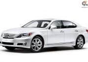 Nowy Lexus LS 460 LS 600h po face-liftingu