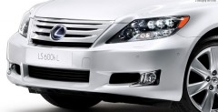 Lexus LS 600h po face liftingu