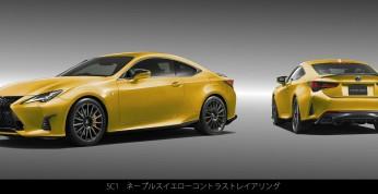 Lexus RC F - japońska oferta wzbogacona o akcesoria TRD