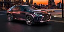 Lexus UX - zagrozi Audi Q2?