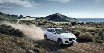 Maserati wypuści na rynek kolejnego SUV-a