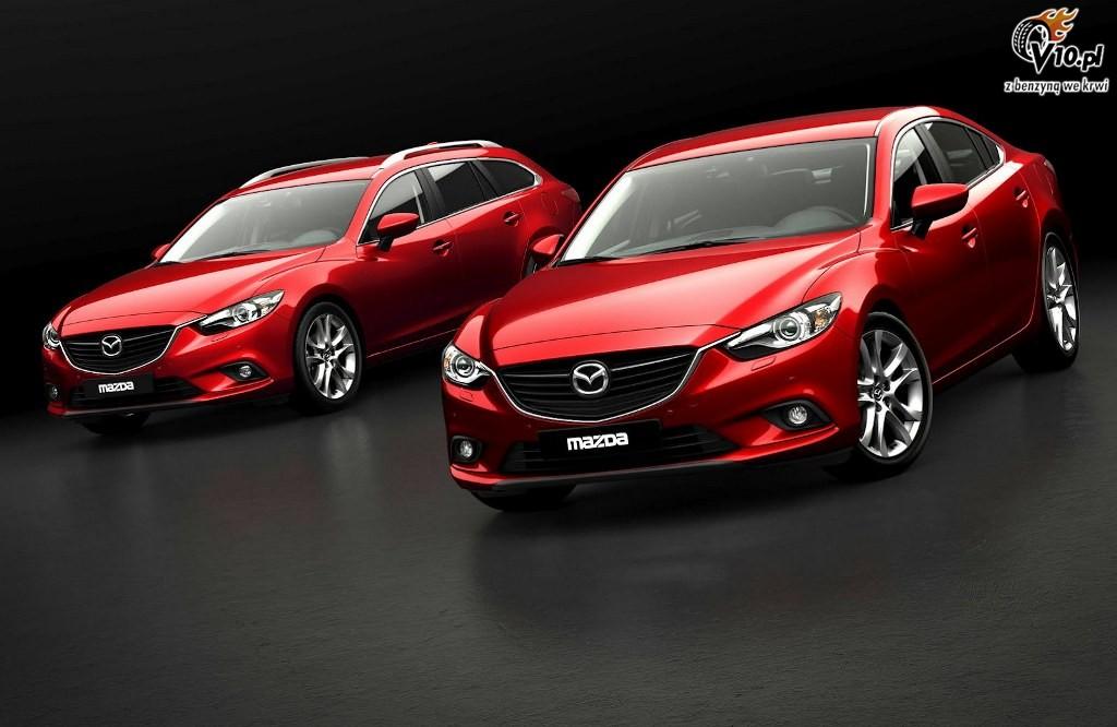 Mazda Polska Mazda 6