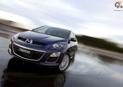 Nowa Mazda CX-7 face lifting
