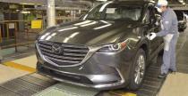Mazda rozpocz�a produkcj� modelu CX-9