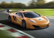 McLaren MP4-12C będzie się ścigać od 2012 r.