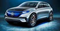 Mercedes EQ - elektryk o sportowych aspiracjach