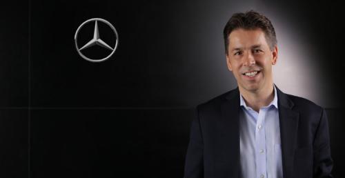 Dietmar exler zosta nowym szefem ameryka skiego oddzia u for Mercedes benz usa dietmar exler