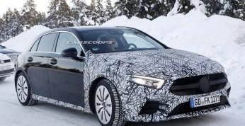 Mercedes-AMG A35 - Audi S3 zyska konkurenta