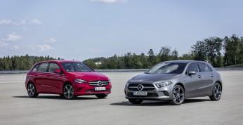 Mercedes A250e i B250e - nowe hybrydy plug-in w ofercie