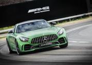 Mercedes AMG GT R - Bestia z zielonego piekła