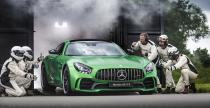 Mercedes AMG GT R - premiera w Goodwood