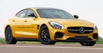 Mercedes-AMG GT4 - Porsche Panamera ma się czego obawiać?