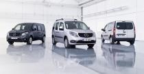 Mercedes Citan otrzyma następcę. Prace już trwają