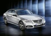 Mercedes klasy E z akcesoriami MercedesSport