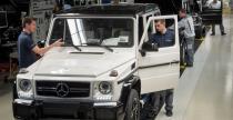 Mercedes klasy G - Gelenda ciągle w modzie