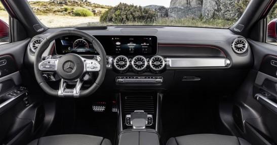 Mercedes AMG GLB 35