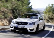 2012 Mercedes-Banz C63 AMG Coupe