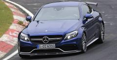 Mercedes C63 AMG Coupe R