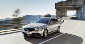 Nowy Mercedes klasy C - facelifting i kilka nowości