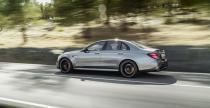 Nowy Mercedes-AMG E63 i E63S - teraz jeszcze szybszy