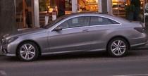 Nowy Mercedes klasy E Coupe