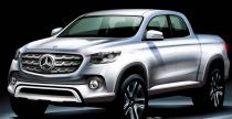Pickup Mercedesa - premiera ju� nied�ugo