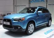 Nowe Mitsubishi ASX - Geneva Motor Show 2010