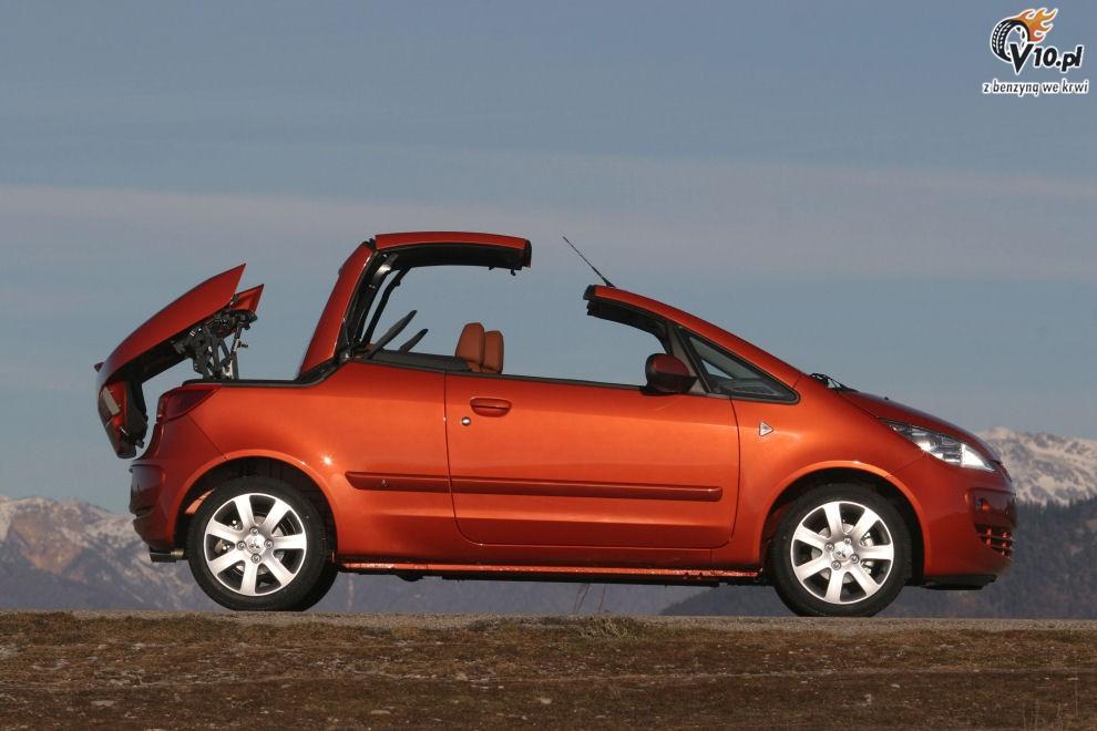 mitsubishi colt czc coupe cabrio 8. Black Bedroom Furniture Sets. Home Design Ideas