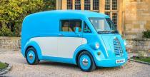 Morris JE - współczesna interpretacja klasycznej furgonetki
