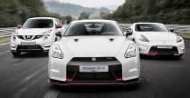 Nissan powiększa rodzinę samochodów Nismo