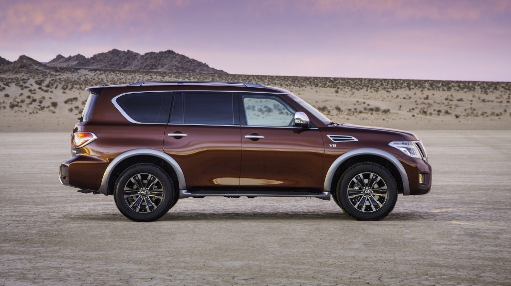 2016 NISSAN ARMADA REDESIGN AND SPECS  2016 RELEASE DATE 2017