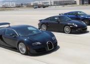Veyron SS, 911 Turbo S i GT-R